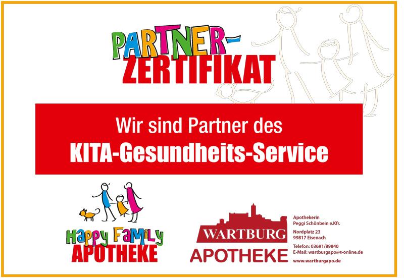 Partner des KITA-Gesundheits-Service