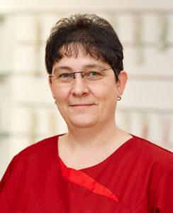 Susanne Buchenau - Bürokauffrau mit apothekenspezifischen Themenfortbildungen