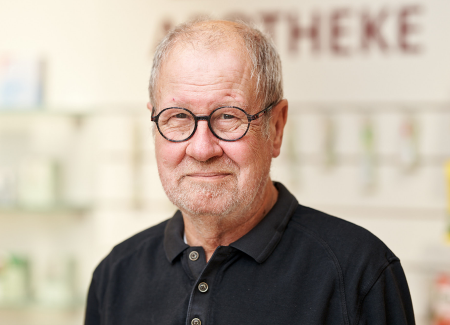 Apotheker Eberhard Henkel